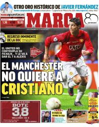 capa Jornal Marca de 20 janeiro 2018