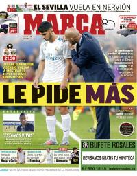 capa Jornal Marca de 24 janeiro 2018