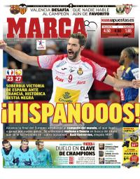 capa Jornal Marca de 27 janeiro 2018