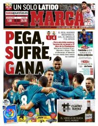capa Jornal Marca de 28 janeiro 2018