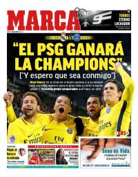 capa Jornal Marca de 30 janeiro 2018