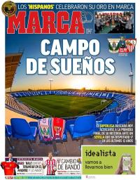 capa Jornal Marca de 31 janeiro 2018