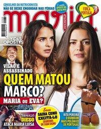 capa Maria de 1 julho 2018