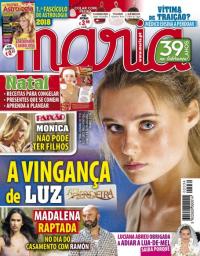 capa Maria de 1 novembro 2017