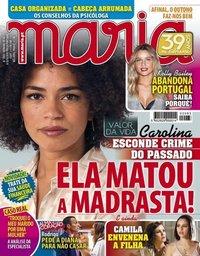 capa Maria de 4 outubro 2018
