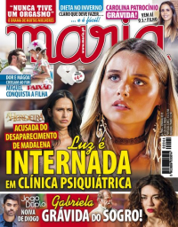 capa Maria de 8 janeiro 2018
