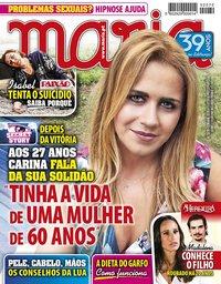 capa Maria de 8 julho 2018