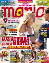 capa Maria de 8 outubro 2017