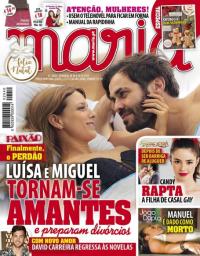 capa Maria de 8 dezembro 2017