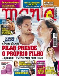 capa Maria de 10 setembro 2017