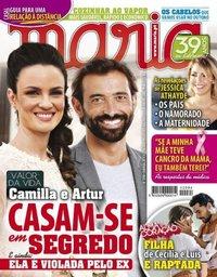 capa Maria de 11 outubro 2018