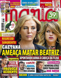 capa Maria de 11 novembro 2017