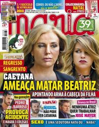 capa Maria de 12 novembro 2017