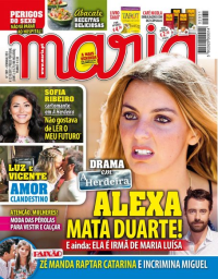 capa Maria de 15 outubro 2017