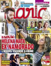 capa Maria de 15 dezembro 2017