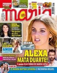capa Maria de 16 outubro 2017
