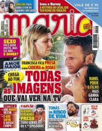 capa Maria de 17 setembro 2017