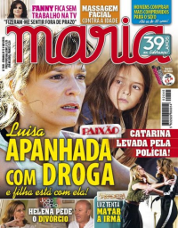 capa Maria de 18 janeiro 2018