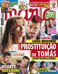 capa Maria de 18 novembro 2017