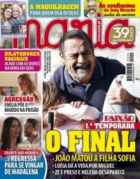 capa Maria de 20 fevereiro 2018