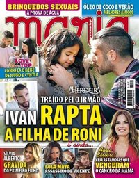 capa Maria de 23 agosto 2018