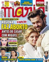 capa Maria de 25 outubro 2017