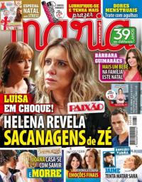 capa Maria de 25 novembro 2017