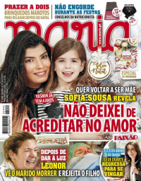 capa Maria de 25 dezembro 2017