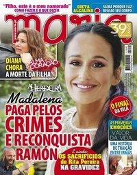 capa Maria de 27 setembro 2018