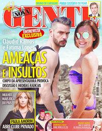 capa Nova Gente de 5 julho 2018