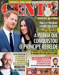capa Nova Gente de 5 dezembro 2017