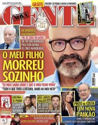capa Nova Gente de 8 dezembro 2017