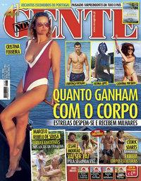capa Nova Gente de 9 agosto 2018