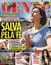 capa Nova Gente de 11 outubro 2018