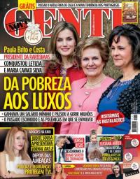 capa Nova Gente de 14 dezembro 2017