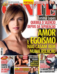 capa Nova Gente de 15 fevereiro 2018