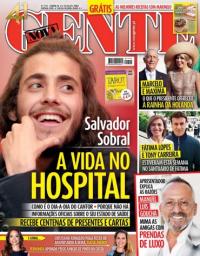 capa Nova Gente de 16 outubro 2017