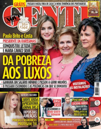 capa Nova Gente de 16 dezembro 2017