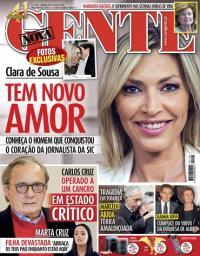 capa Nova Gente de 18 janeiro 2018