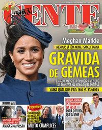 capa Nova Gente de 18 outubro 2018