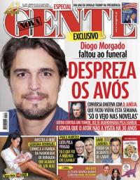 capa Nova Gente de 18 novembro 2017