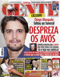 capa Nova Gente de 19 novembro 2017