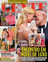 capa Nova Gente de 20 setembro 2018