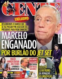capa Nova Gente de 22 fevereiro 2018