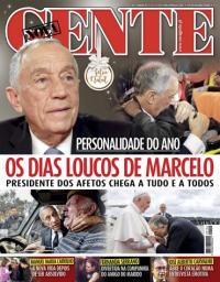 capa Nova Gente de 26 dezembro 2017