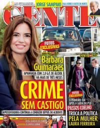 capa Nova Gente de 27 janeiro 2018