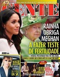 capa Nova Gente de 27 setembro 2018