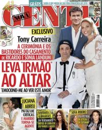 capa Nova Gente de 28 outubro 2017