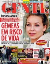 capa Nova Gente de 28 dezembro 2017