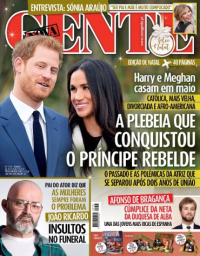 capa Nova Gente de 30 novembro 2017